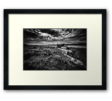 Severn Collier Framed Print