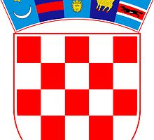 Coat of Arms of Croatia  by abbeyz71
