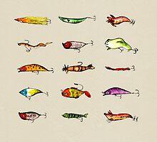 Lures by Sophie Corrigan