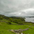 Lough Carrib, County Galway, Ireland by Gail S. Haile