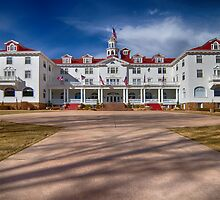 The Stanley Hotel by Bo Insogna