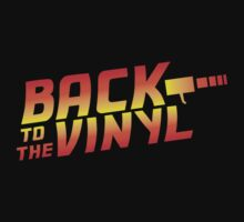 Back To The Vinyl by modernistdesign