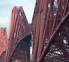 Forth Rail Bridge by photoeverywhere