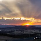 Canberra Sunset by Withns
