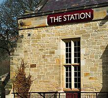 Richmond Station by Stephen Smith