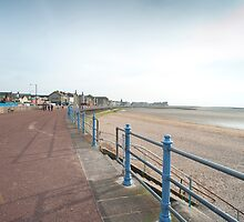 Morecambe seafront by photoeverywhere
