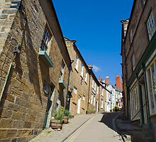 Kings Street, Robin Hoods Bay by photoeverywhere