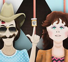 Dallas Buyers Club by Matt Kroeger