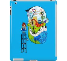 The Thoughts Of A Geek iPad Case/Skin