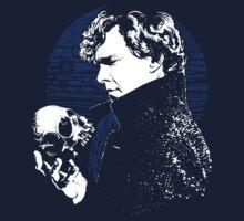Sherlock Skull by zerobriant