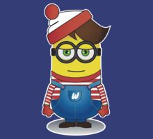 Find Minion Waldo by kridel