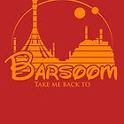 Take me back to Barsoom by Eren