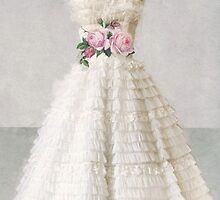 The Vintage White Dress by Sarah Jarrett