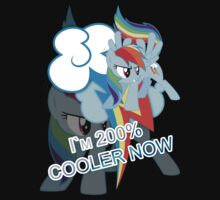 Rainbow Dash - 200% Cooler by KyouuSunshiine