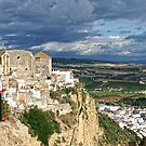 Arco de la Frontera in Andalucia, Spain by kkmarais