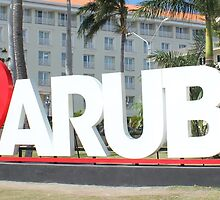 I love Aruba - One happy Island by stine1