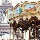 Eiffel Tower by Candypop