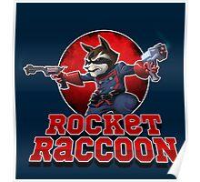 Rocket! Poster