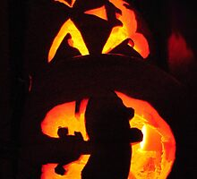 Jack-O Lanterns by AthomSfere