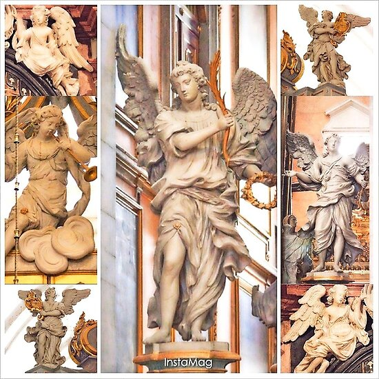 7 Angels by terezadelpilar~ art & architecture