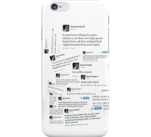 @arzE tweet phone case iPhone Case/Skin