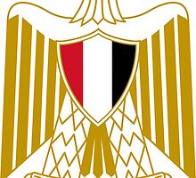 Coat of Arms of Egypt by abbeyz71