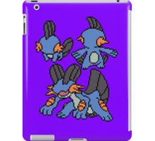 Mudkip, Marshtomp and Swampert iPad Case/Skin