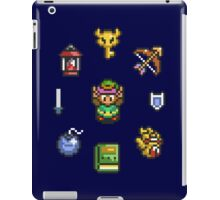 Link with his hoard iPad Case/Skin