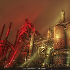 Steel Stacks by Tim Holmes