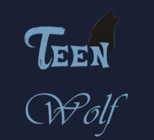 Teen Wolf  by rhizatay