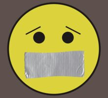 Duct Taped Emoji by NH-Graphics