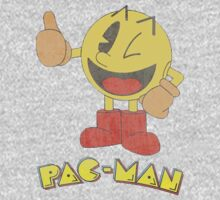 Grainy Pacman by BearWithAKnife