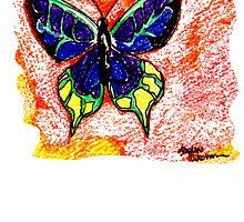 Butterfly by linwatchorn