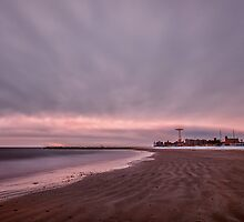 Coney Island Bound by Evelina Kremsdorf