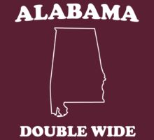 Alabama Double Wide by whereables