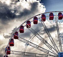 Ferris by elspiko