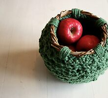 Embrace: Textile Art Vessel by Megan Walsh-Cheek by MeganWalshCheek