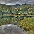 Lake Guy, Bogong Village, Victoria by Adrian Paul