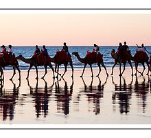 Irresistible Cable Beach #3 by Christopher Grace