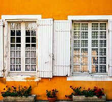 Orange House by GeorgiaFowler