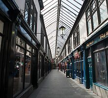 Wyndham arcade by photoeverywhere