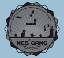 The NES Gang by Pyier