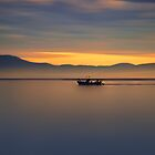 Fishing by Thrasivoulos