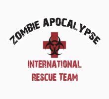 Zombie Response and Rescue Team Walkers by 8675309