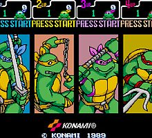 Ninja Turtles Arcade  by wilt818