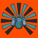 Daleks  by eyevoodoo