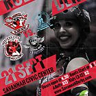 Savannah Derby Devils vs. Chattanooga Roller Girls by five5six