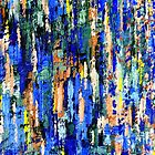ABSTRACT OIL PAINTING 205 by pjmurphy