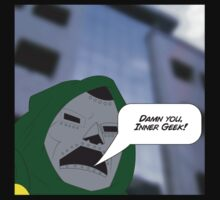 Dr Doom Comic by innergeekGD