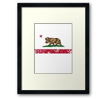 California Republic Framed Print